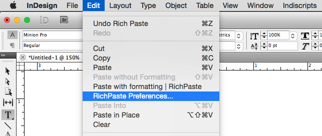 Indiscripts :: RichPaste | Copy and Paste with Minimal Formatting