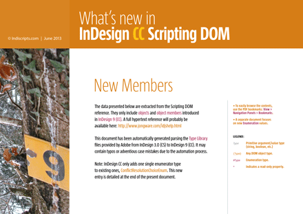 "Download ""What's New in InDesign CC Scripting"" (PDF)"