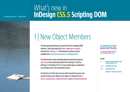 "Download ""What's New in InDesign CS5.5 Scripting 