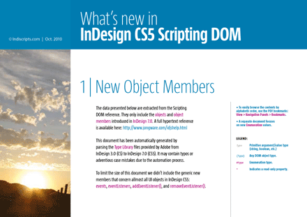 "Download ""What's New in InDesign CS5 Scripting 