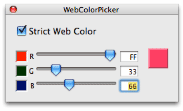 "The script ""WebColorPicker"""
