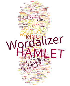 "Playing with ""Hamlet"" vocabulary."