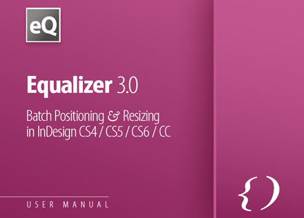 Download Equalizer user's manual (PDF, 15 pages)