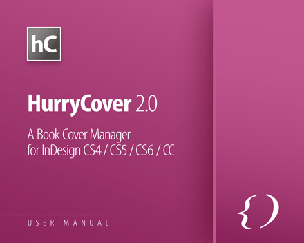 "Download ""HurryCover 2.01 Manual"" (PDF, 16 pages)"