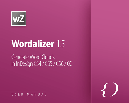 "Download Wordalizer 1.5 Manual"" (PDF, 18 pages)"