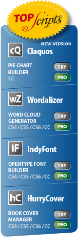 Indiscripts - InDesign Scripting Playground
